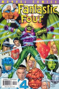 Cover Thumbnail for Fantastic Four (Marvel, 1998 series) #44