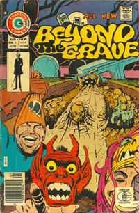 Cover Thumbnail for Beyond the Grave (Charlton, 1975 series) #6