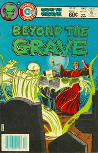 Cover Thumbnail for Beyond the Grave (Charlton, 1975 series) #12