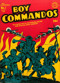 Cover Thumbnail for Boy Commandos (DC, 1942 series) #1
