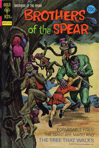 Cover Thumbnail for Brothers of the Spear (Western, 1972 series) #7