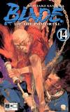 Cover for Blade of the Immortal (Egmont Ehapa, 2002 series) #14
