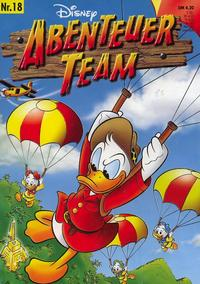 Cover Thumbnail for Abenteuer Team (Egmont Ehapa, 1996 series) #18