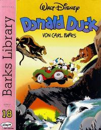 Cover Thumbnail for Barks Library Special - Donald Duck (Egmont Ehapa, 1994 series) #18