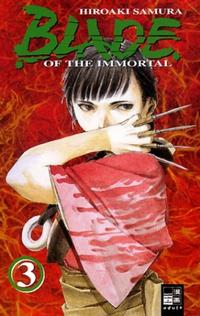 Cover Thumbnail for Blade of the Immortal (Egmont Ehapa, 2002 series) #3