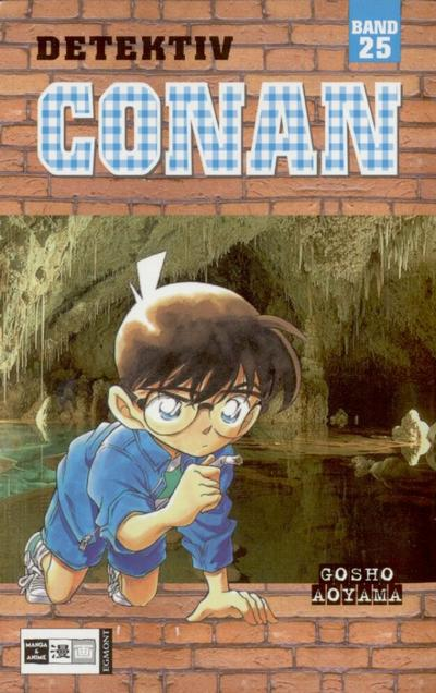 Cover for Detektiv Conan (2001 series) #25