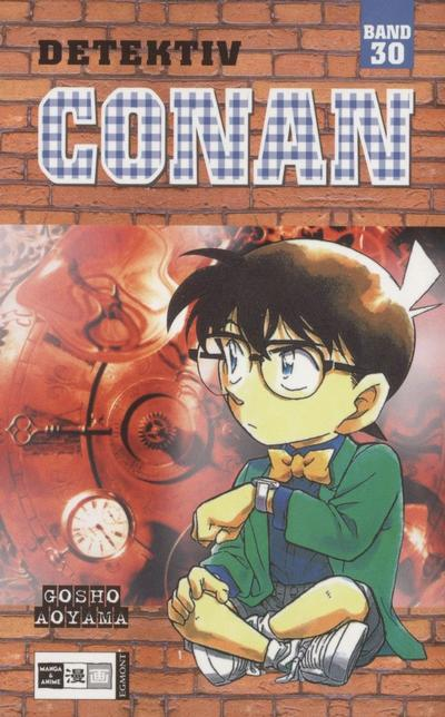 Cover for Detektiv Conan (2001 series) #30