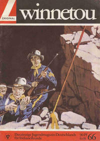 Cover Thumbnail for Winnetou (Lehning, 1964 series) #66