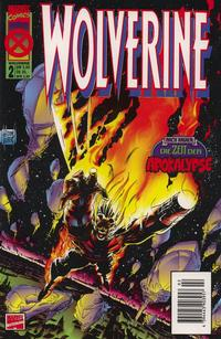 Cover Thumbnail for Wolverine (Panini Deutschland, 1997 series) #2