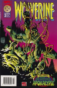 Cover Thumbnail for Wolverine (Panini Deutschland, 1997 series) #3