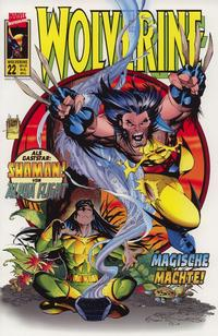 Cover Thumbnail for Wolverine (Panini Deutschland, 1997 series) #22