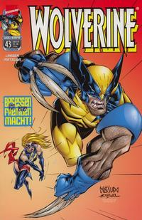Cover Thumbnail for Wolverine (Panini Deutschland, 1997 series) #43