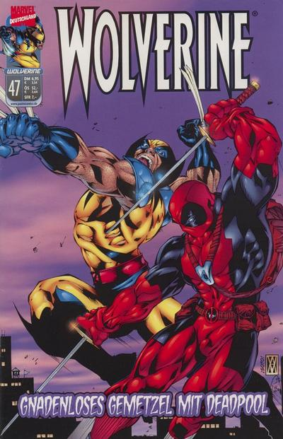 Cover for Wolverine (Panini Deutschland, 1997 series) #47