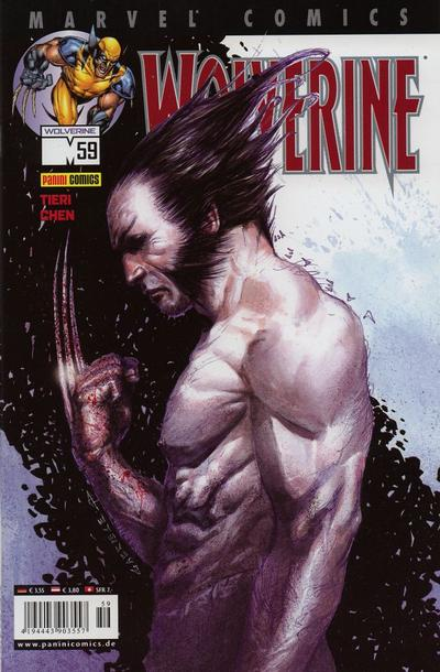 Cover for Wolverine (Panini Deutschland, 1997 series) #59
