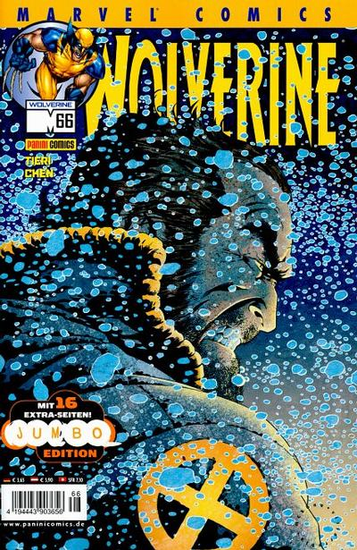 Cover for Wolverine (Panini Deutschland, 1997 series) #66