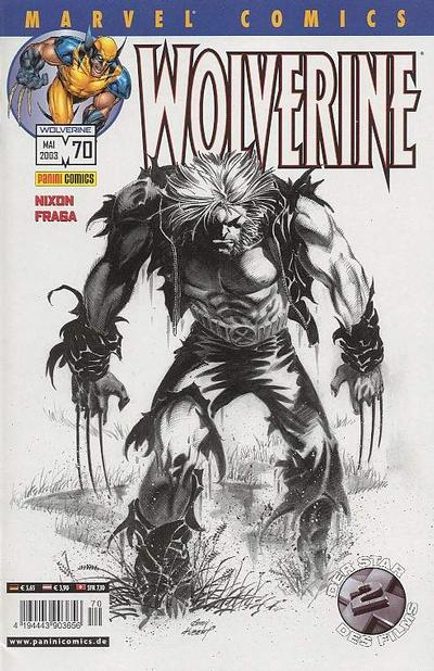 Cover for Wolverine (1997 series) #70