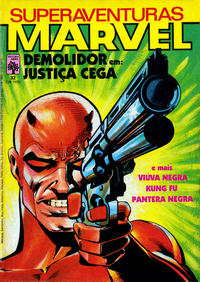 Cover Thumbnail for Superaventuras Marvel (Editora Abril, 1982 series) #32
