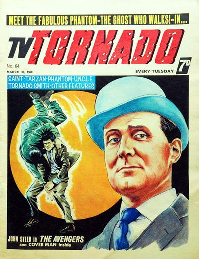 Cover for TV Tornado (1967 series) #64