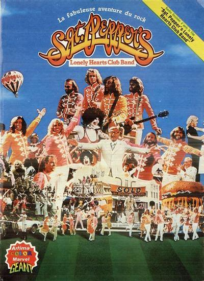 Cover for Sgt. Pepper's Lonely Hearts Club Band (Arédit-Artima, 1979 series)