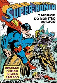 Cover for Super-Homem (1984 series) #18