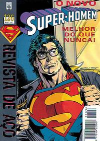 Cover for Super-Homem (1984 series) #126