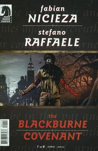 Cover Thumbnail for The Blackburne Covenant (Dark Horse, 2003 series) #1