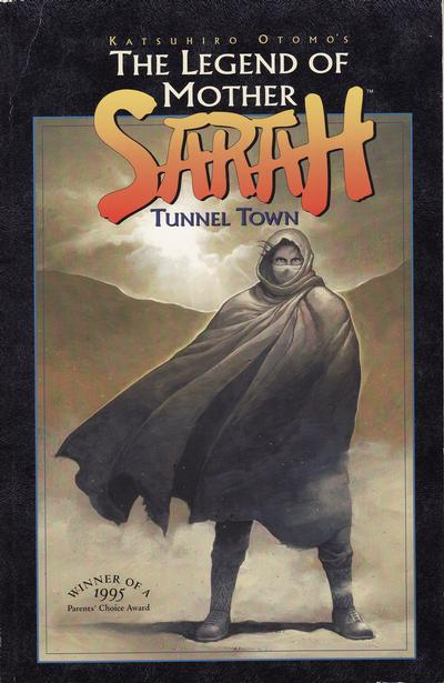 Cover for The Legend of Mother Sarah: Tunnel Town (Dark Horse, 1996 series)