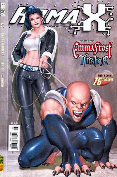 Cover for Arma X (2003 series) #5
