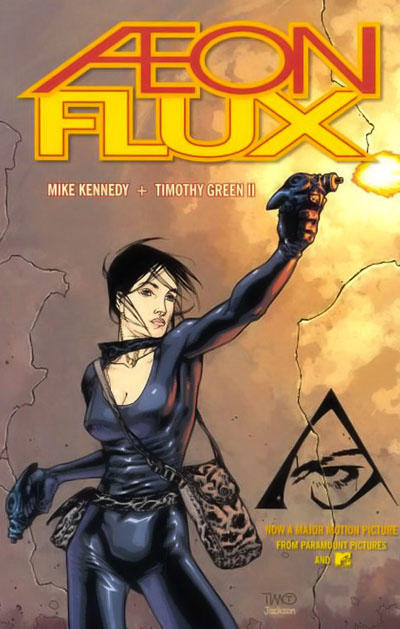 Cover for Aeon Flux (2006 series) #[nn]