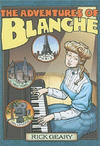 Cover for The Adventures of Blanche (Dark Horse, 2009 series)