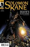 Cover for Solomon Kane: Death's Black Riders (Dark Horse, 2010 series) #2