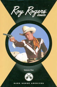 Cover Thumbnail for Roy Rogers (Dark Horse, 2008 series) #1