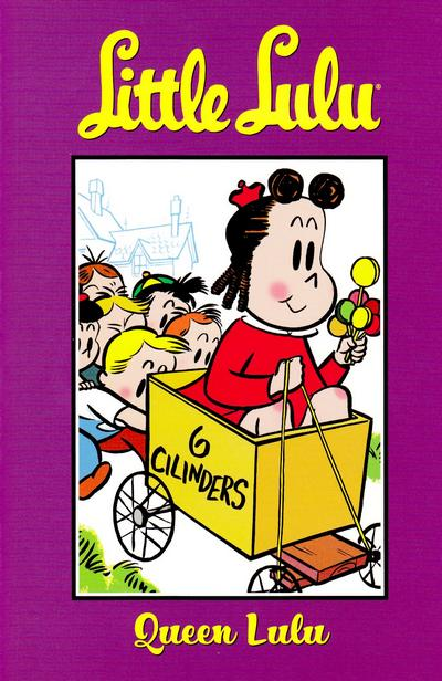Cover for Little Lulu (2005 series) #14 - Queen Lulu