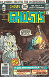 Cover for Ghosts (1971 series) #48