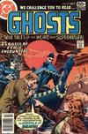 Cover for Ghosts (DC, 1971 series) #69