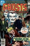 Cover for Ghosts (DC, 1971 series) #84 [Newsstand]