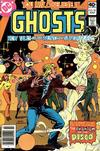 Cover for Ghosts (DC, 1971 series) #90
