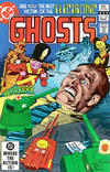 Cover for Ghosts (DC, 1971 series) #110