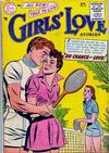 Cover for Girls' Love Stories (DC, 1949 series) #36