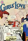 Cover for Girls' Love Stories (DC, 1949 series) #73