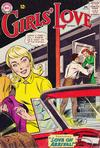 Cover for Girls' Love Stories (DC, 1949 series) #93