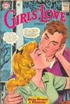 Cover for Girls' Love Stories (DC, 1949 series) #101