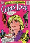 Cover for Girls' Love Stories (DC, 1949 series) #113