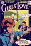 Cover for Girls' Love Stories (DC, 1949 series) #115