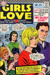 Cover for Girls' Love Stories (DC, 1949 series) #118