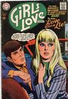 Cover for Girls' Love Stories (DC, 1949 series) #129