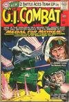Cover for G.I. Combat (DC, 1957 series) #115