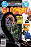 Cover Thumbnail for G.I. Combat (1957 series) #262 [Newsstand Edition]