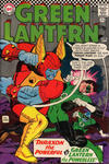 Cover for Green Lantern (DC, 1960 series) #50
