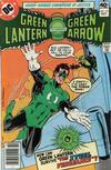 Cover for Green Lantern (DC, 1976 series) #121